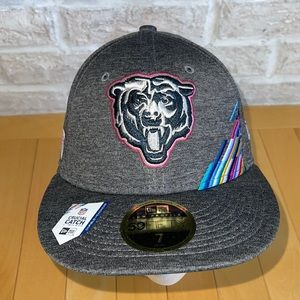 New Era NFL Chicago Bears Low Profile Fitted Hat